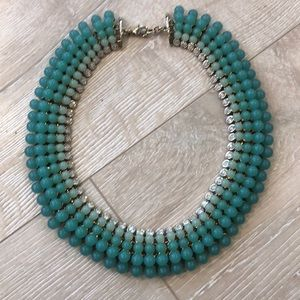Banana Republic collar necklace
